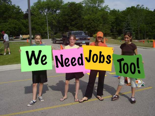 Image result for teenagers unemployed