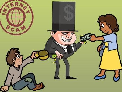 online-charity-fraud