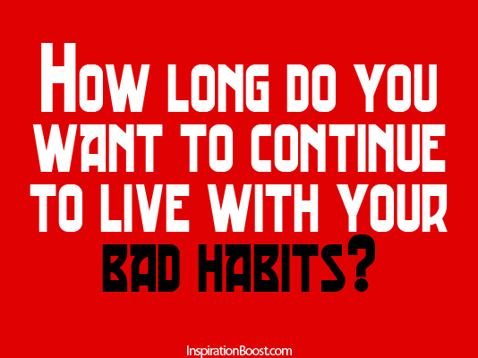 66-Live-With-Your-Bad-Habits