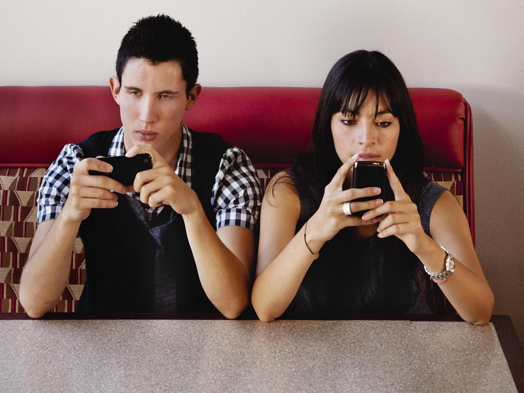 Smartphonecouple