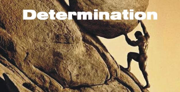 Determination-Quotes