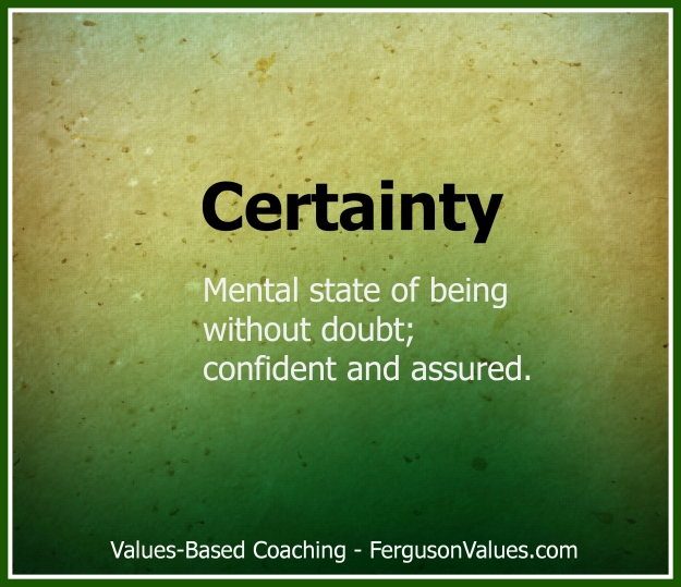Certainty-in-Marketing