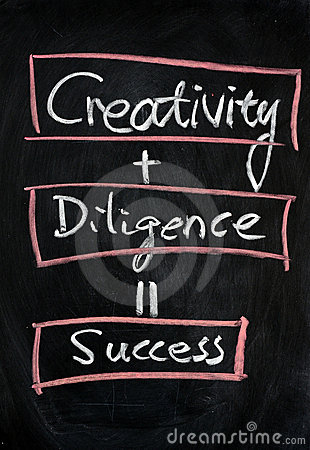 creativity-diligence-means-success-22486821