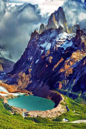 Mount Fitz Roy by Dmitry Pichugin Argentina