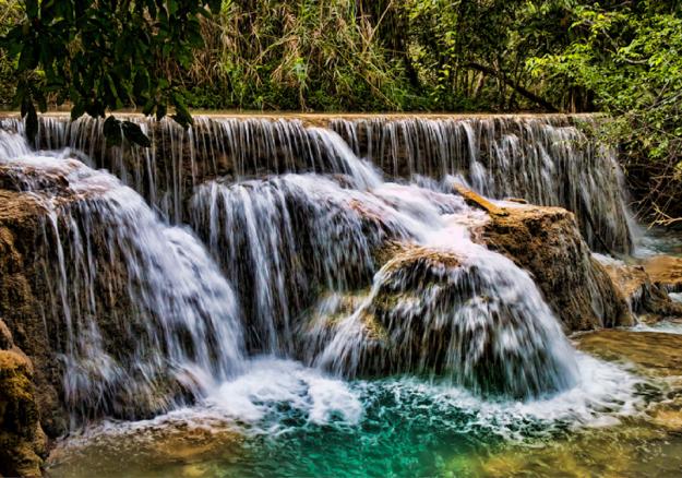 Khoung Si Waterfall-Laos-Patrice Schwatz