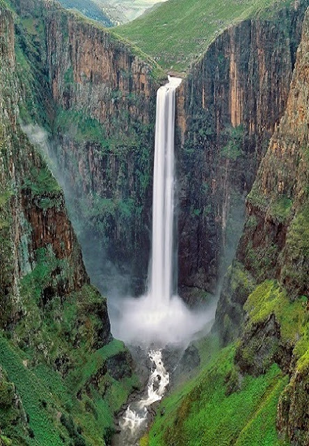 maletsunyane_falls_lesotho_shutterstock_11372353 africa