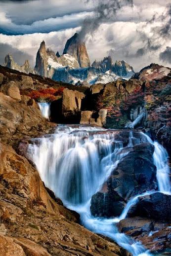 Smoking Mountain, Argentina