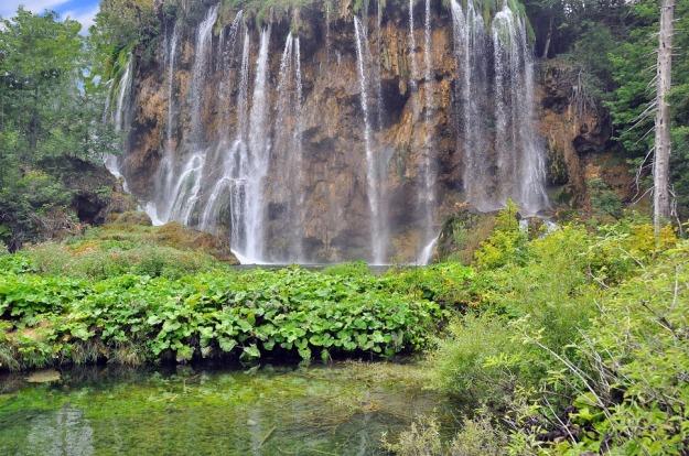 DSC_3088-Водопады на Плитвицких озёрах.Хорватия