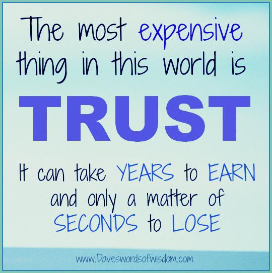 expensive trustt