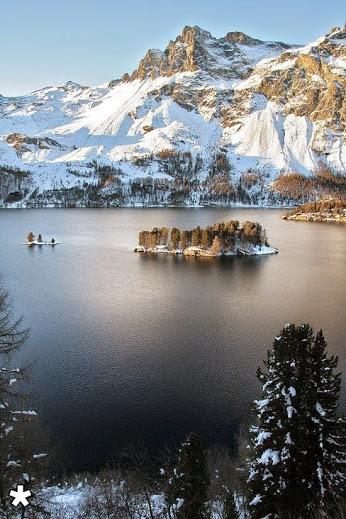 ✯ Lac de Sils Switzerland  ΑΜΑΖ  ΝΝ