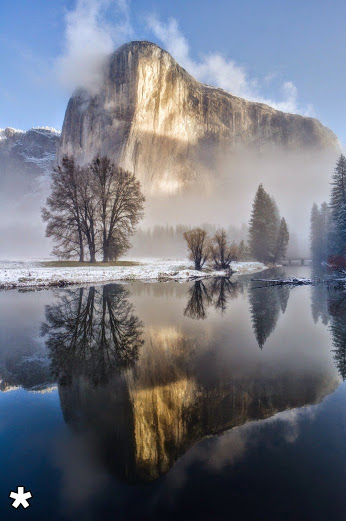 El Capitan reflection by Robbie Shade  ΝΝΝ