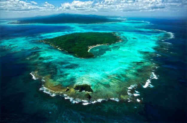 Manono, Nu'ulopa & Upolu islands and reefs, Samoa