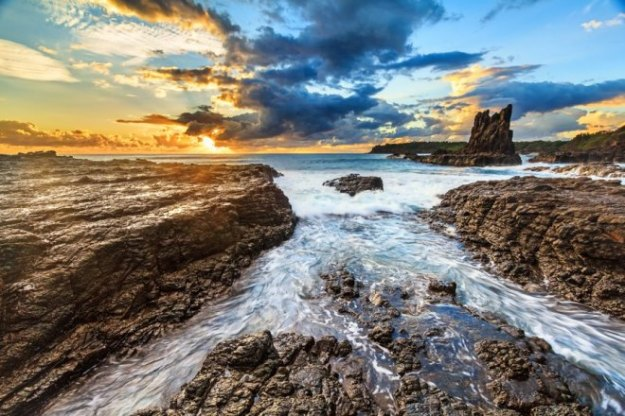 sunrise-at-cathedral-rocks-by-andy-hutchinson