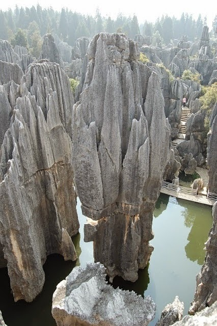 The Stone Forest, China-
