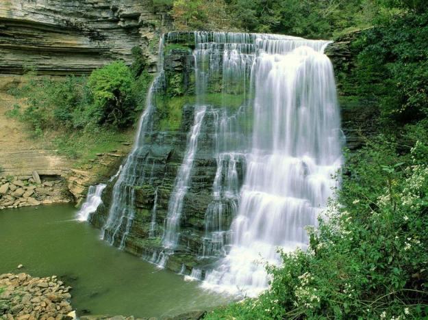 Burgess-Falls
