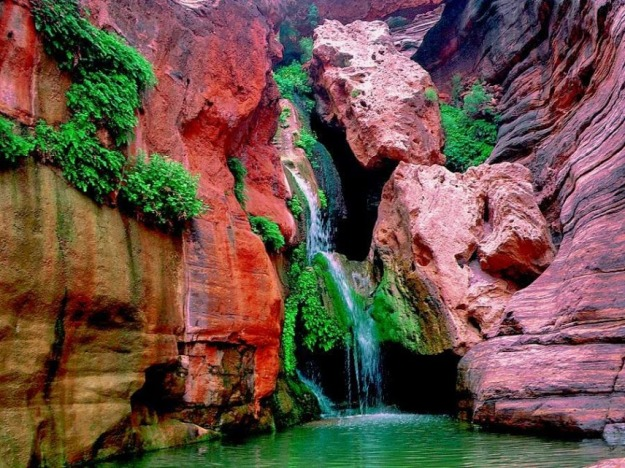 Elves Chasm, Grand Canyon, Arizona, USA