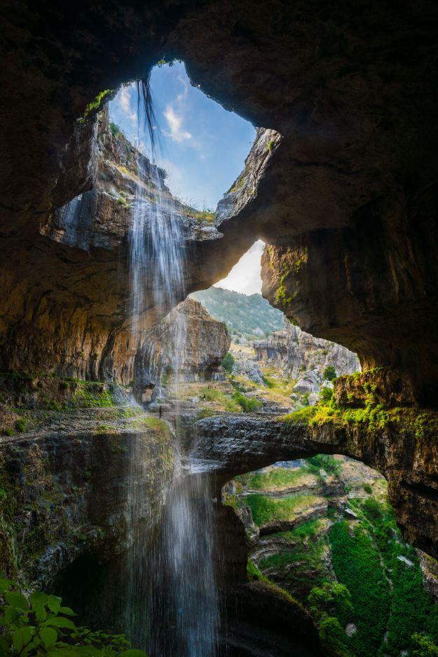 baatara-gorge-waterfall-lebanon