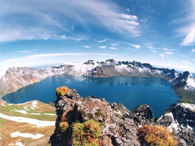 Heaven-Lake-Baekdu-Mountain–-China-North-Korea
