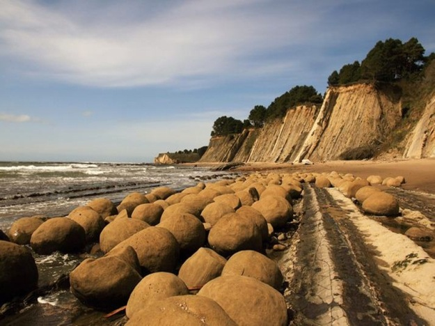 Moeraki-Boulders