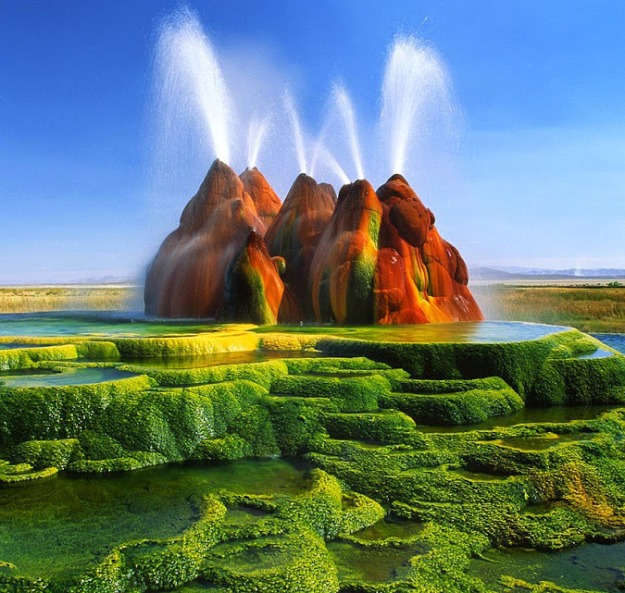 Alien landscapes on Earth 6