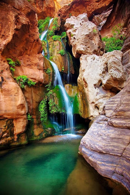 Elves Chasm, Grand Canyon Arizona