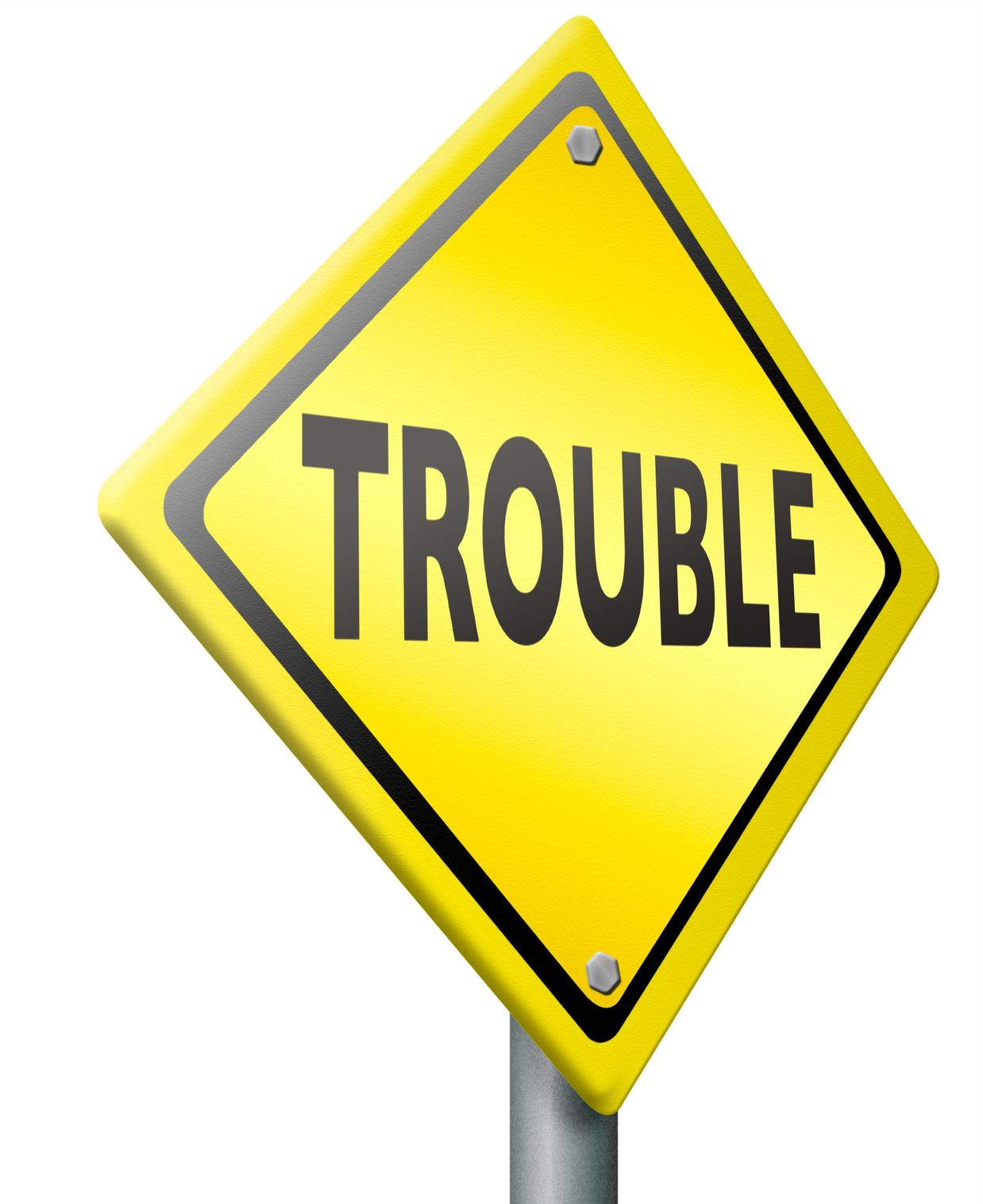 trouble-sign