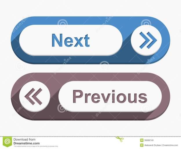 next-previous-buttons-flat-design-36689749