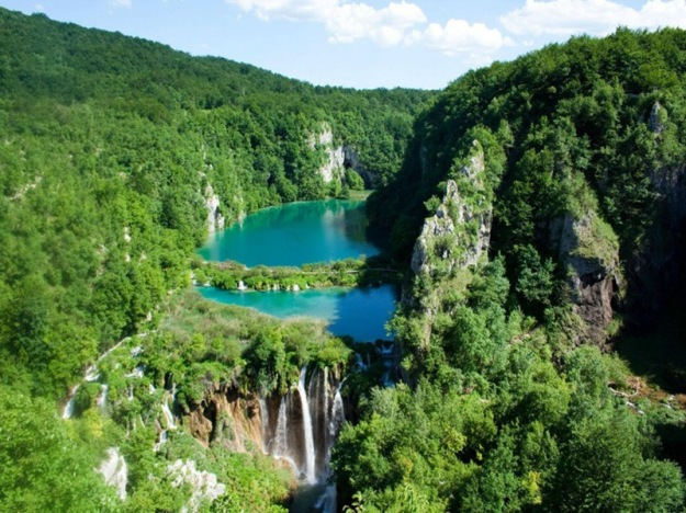 Plitvice-Lakes-in-Croatia