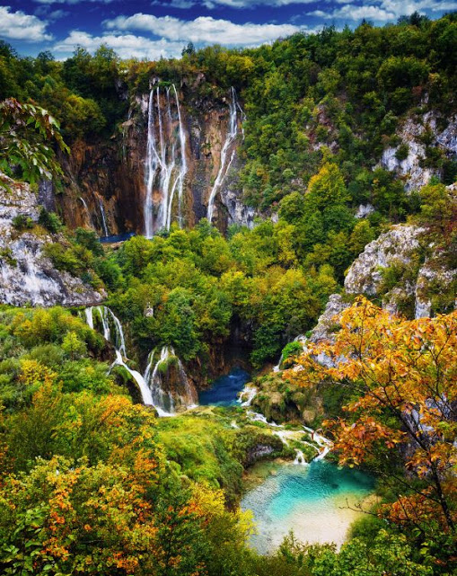 Croatia. Plitvice Lakes National Park 17