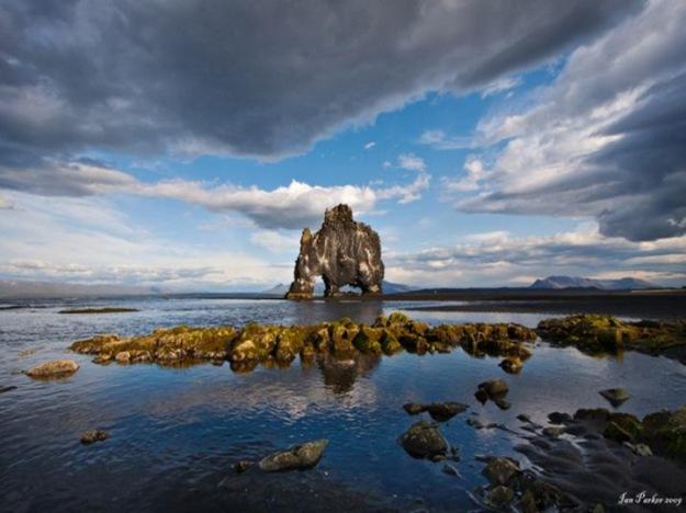 Hvitserkur-Iceland