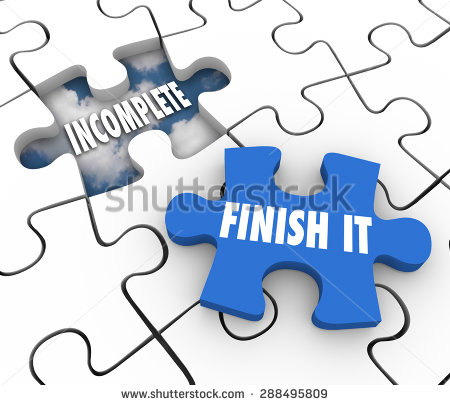 stock-photo-finish-it-words-on-a-blue-puzzle-piece-and-an-unfinished-or-incomplete-hole-to-illustrate-a-job-288495809