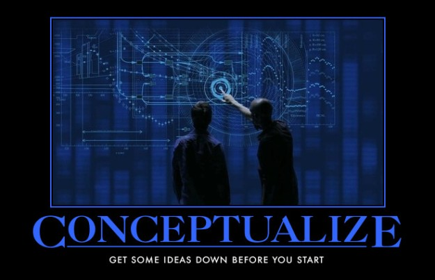 Conceptualize