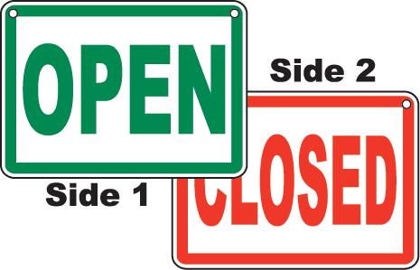 open+close