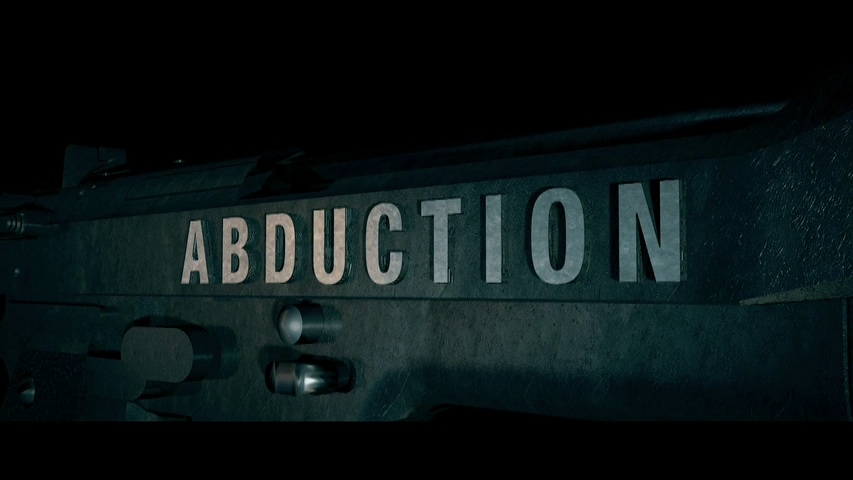 Abduction-poster