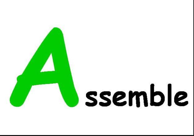 Assemble-green