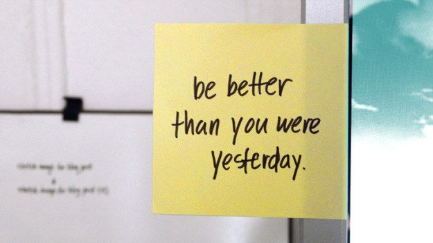 Better-than-Yesterday