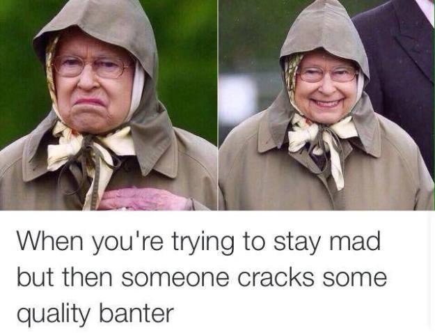 Quality-banter