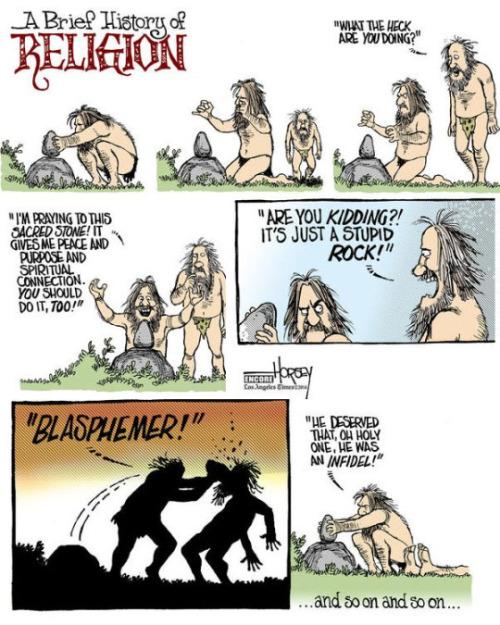 religion begins