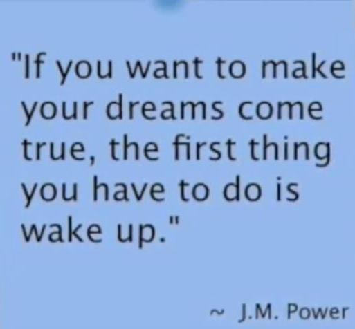 if-you-want-to-make-your-dreams-come-true-first-thing-you-have-to-do-is-wake-up-famous-quotes