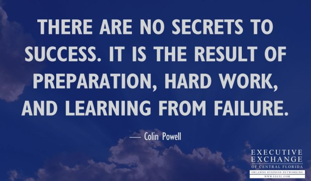 no-secrets-to-success