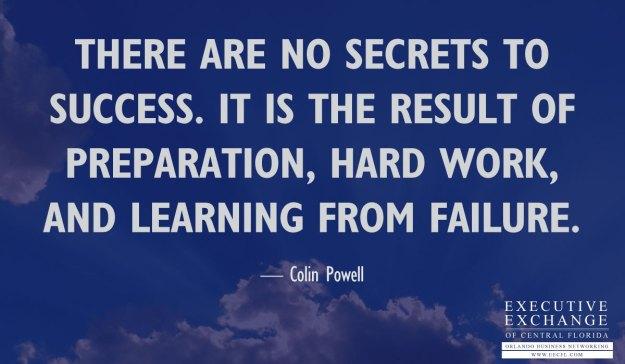 no-secrets-to-success