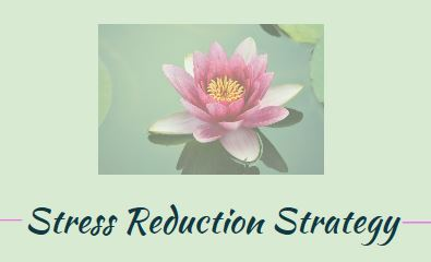 stress-reduction